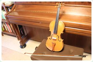 """""""豊かな感性""""と、""""心""""を育むヴァイオリン教室です♪"""
